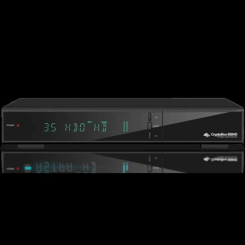 ab cryptobox 650 hd c kabel receiver 79 00. Black Bedroom Furniture Sets. Home Design Ideas