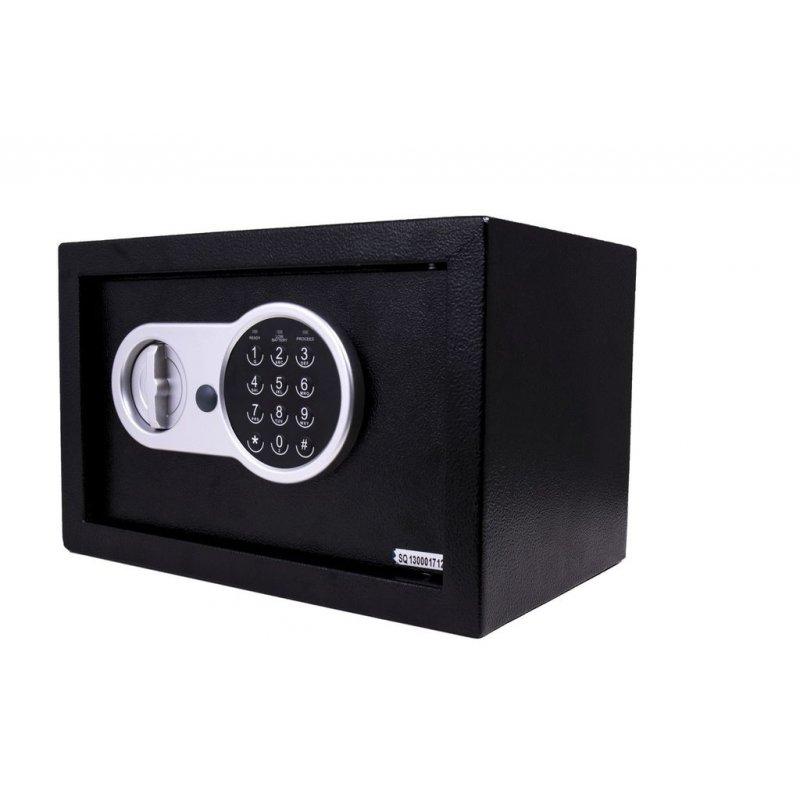 opticum safe ax samson mit zahlencode und schl ssel. Black Bedroom Furniture Sets. Home Design Ideas