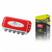 AX / Red Eagle Dynamic Line 4/1 DiSEqC Schalter mit...