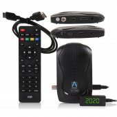 Anadol HD 777 1080p HDTV digitaler Mini Sat Receiver mit...