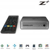 Formuler Z+ 4K UHD IPTV Android Media Player, H.265...