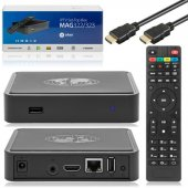 MAG 322 IPTV Multimedia Streamer Set Top Box HDMI USB FullHD
