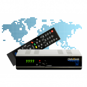 Medialink Smart Home ML1150 LAN Full HD Sat FTA Receiver