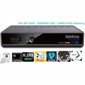 Medialink Smart Home ML5100 HEVC265 (H265) DVB-T2 HD...