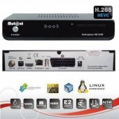 Mut@nt Digital Technology HD 1265 E2 Linux Sat Receiver HEVC H.265