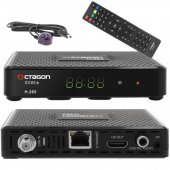 OCTAGON SX88+ H.265 HEVC 265 HD Sat Receiver