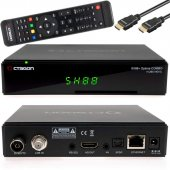 OCTAGON SX88+ OPTIMA COMBO H.265 HD S2/C/T2+IP Multistream Combo Receiver
