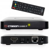 OCTAGON SX888 IP H.265 HD IPTV Multimedia-Box