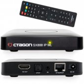 OCTAGON SX888 IP WL H.265 HD IPTV Multimedia-Box inkl. WLAN