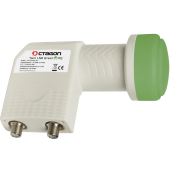 Octagon Twin Green HQ OTLG LNB 0.1dB