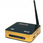 Redline Goldenbox H.265 WIFI LAN Youtube CA Full HD Sat...