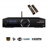 Redline TS 4000 HD Plus Sat Receiver inkl. 2....
