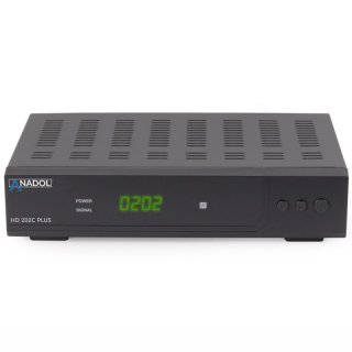 Anadol ADX HD 202c PLUS 1080p Full HD Kabelreceiver