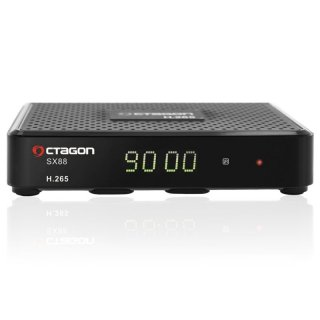 OCTAGON SX88 H.265 HEVC 265 HD Sat Receiver