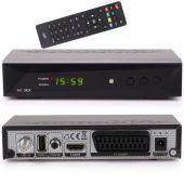 Opticum AX SBOX HD HDTV Sat Receiver, vorprogrammiert...