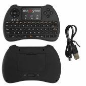 Maxytec s90 Wireless Mini Tastatur Combo mit Touchpad...
