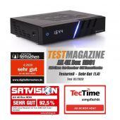AX 4K-BOX HD61 UHD 2160p E2 Linux Receiver mit 2x Sat...