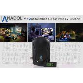 Anadol HD 777 1080p HDTV digitaler Mini Sat Receiver mit...