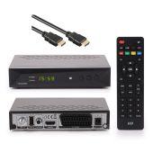 Anadol HD 222 PRO 1080p HDTV digitaler Sat Receiver mit...