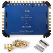 Anadol Gold Line 13/12 Multischalter für 3...