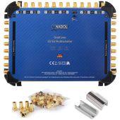 Anadol Gold Line 13/16 Multischalter für 3...