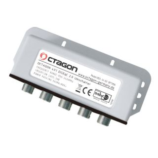 Octagon Optima 4/1 DiseqC Schalter ODS 41-03