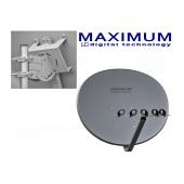 Maximum T85 Multibeam (Multifocus) Sat-Antenne Anthrazit...