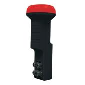 AX / Red Eagle Black Buster Premium Quad LNB HD 0.1 dB