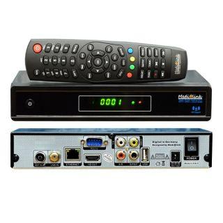 Medialink Smart Home ML2200 Hybrid Combo DVB-S/T2 1 Card IPTV