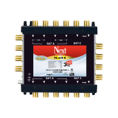 Next YE 6/8K Gold Kaskade Multischalter
