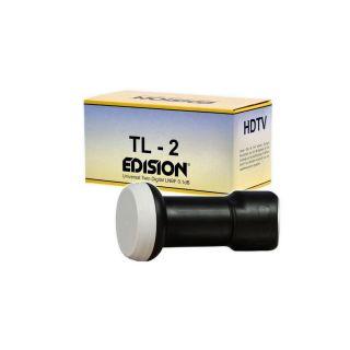 Edision Twin LNB TL-2 Universal 0.1dB
