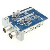 AX Quadbox Hybrid Tuner (DVB-C/T/T2) für HD2400