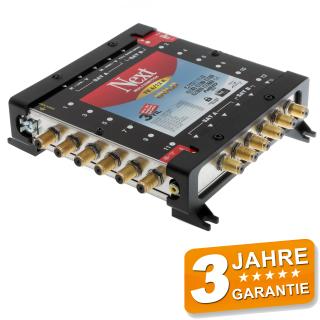 Next YE 6/12S Gold Multischalter mit MDU5 LNB-Anschluss für Digitürk