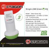 Octagon Single Green HQ OSLG LNB 0.1dB