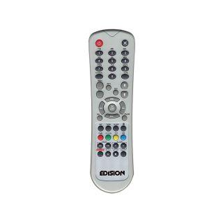 Edision Original Fernbedienung für 1100 / 1120 / 1600 / 2100 / 2120 / 2600 / 2620 / 3120 / Trojan /  Hypnos / Progressiv / Progressiv Compact / Tyran