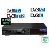 Medialink Multimediabox Smart Home ML6500 S2+C+T2 Card...