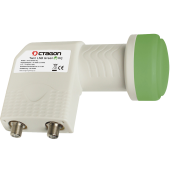 Octagon Twin Green HQ OTLG LNB 0.1dB