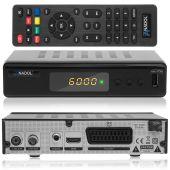 Anadol ADX 111c HD 1080p Full HD Kabelreceiver