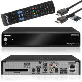 Xtrend ET 7100 V2 HD 1x DVB-C/T2 Tuner H.265 Linux Full...